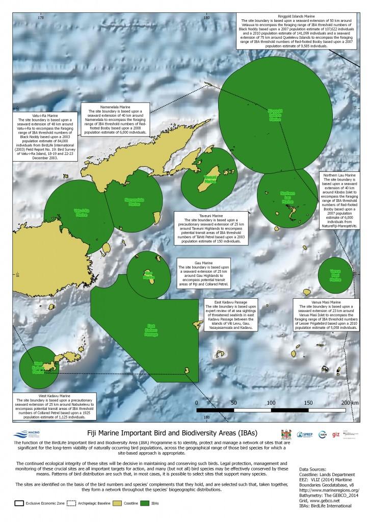 Fiji Important Bird Areas