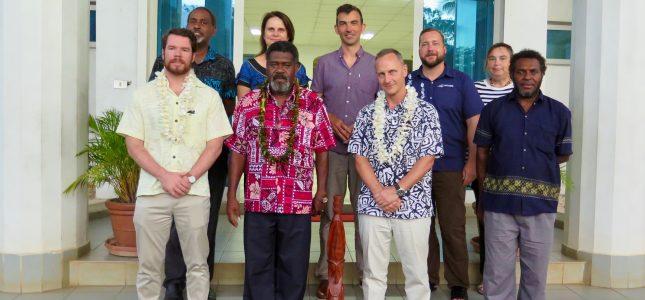 Vanuatu's Ocean Management Voyage
