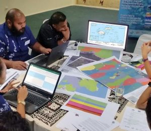 Describing Fiji's marine environment by Seema Deo